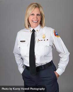 Chief Rhoda Mae Kerr